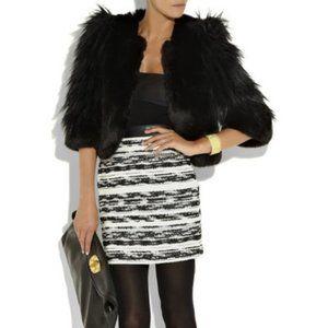 Proenza Schouler Bouclé Wool Skirt